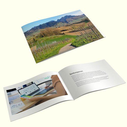 Printmedien - Broschüren